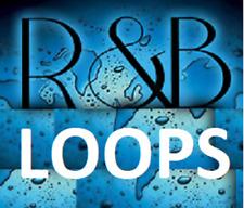 R&B LOOPS SOUNDS Instrumentals Breaks R'n'B Samples .wav Tracks Rhythm and Blues
