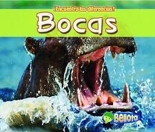 Bocas (Encuentra Las Diferencias!) (Spanish Edition)