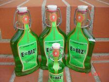 Lauterbacher Tropfen MZ Orginal Deko Flaschen 200ml  gefüllt Orginal Abfüllungl