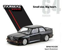 BMW M3 E30 Sport Evolution,Scale 1:64 by Tarmac Works