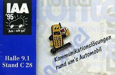 Anstecknadel <> PIN <> von MOTOROLA <> zur IAA 1995