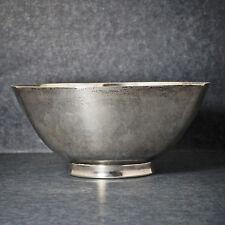 "Rare Antique, Tiffany & Co., Sterling Silver 5.25"" Dish, Bowl, 19845, 245 grams!"