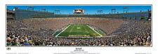 NEW Green Bay Packers Football LAMBEAU FIELD KICKOFF Panoramic Poster Print