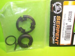 Serpent 802387 Diff Clamp-Ring 2-Parts