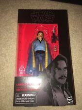 "Lando Calrissian Black Series 6 inch "" Star Wars 5 Empire Strikes Back Esb"