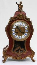 Other Wood Antique Clocks with Pendulum/Moving Parts