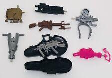Vintage 80's Cops 'N Crooks Action Figure Weapons Cap-Firing Guns