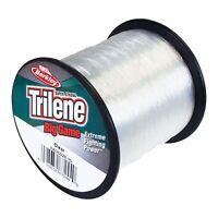 Berkley Trilene Big Game Fishing Line - All Breaking Strains 600m & 1000m Spools
