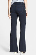 NWT PAIGE Transcend Hidden Hills High-Rise PETITE Bootcut Jeans Size 32 in Mona