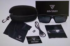 GoVision SOL 1080p HD Camera Glasses Video Recording Sport Sunglasses