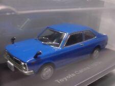 Norev Toyota Carina 1970 1/43 Scale Box Mini Car Display Diecast vol 64