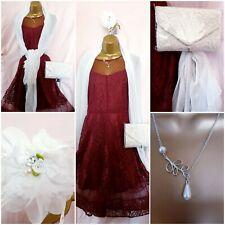 Bnwot Size 20 Mother Bride/Wedding Guest  Dress & Accessories Xmas