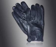 Gants et moufles noirs pour homme