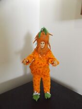Lost In Space Tybo The Carrot Man 10'' Action Figure Trendmasters 1998 Rare