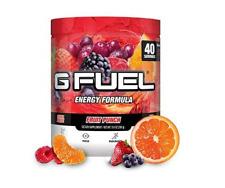 G FUEL ENERGY FORMULA 40 SERVES FOCUS ENDURANCE REACTION GAMING GAMERS GAME