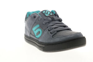 Five Ten Freerider BC0786 Womens Gray Suede Low Top Athletic Cycling Shoes 7