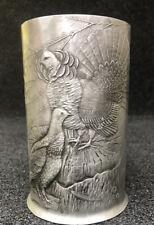 Vtg Wendell August Forge Handmade Beer Stein