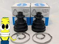EMPI FRONT Inner & Outer CV Axle Boot Kit For Bob Cat 2200 4x4 All Years