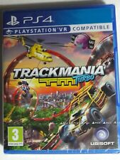 Ps4 PlayStation 4 Trackmania Turbo PSVR Compatible Game