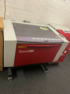 Trotec Speedy 300 80w Laser machine with Accessories