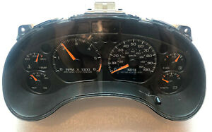 01-03 Chevy/GMC S10/Blazer/Sonoma/Jimmy 100 Mph Gauge Cluster Speedometer Gauges