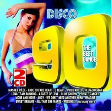 CD Disco 90 the Best Dance