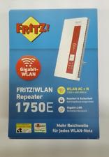 AVM FRITZ!WLAN Repeater Extender 1750E Dual-WLAN AC + N bis 1.300 MBit/s