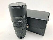 Sigma Nikon fit APO 70-200mm F2.8 AF lens
