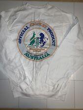 New listing Australia Cricket Sydney-Melbourne 1988 Australia England Bicentennial Shirt Xl