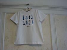 NWT Janie And Jack  Catalina Cruise Boys  Sailboat Tee Top  2 2T   White