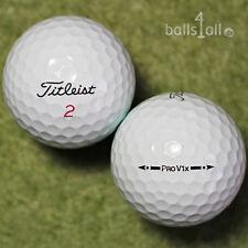 120 Golf Balls Titleist Pro V1X AAA/AAAA lakeballs ProV1x Pro V 1 x ProV 1 X