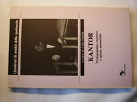(Lido Gedda) Kantor 1984 Liberoscambio analisi dello spettacolo 7