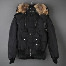 $3000 Authentic Dsquared2 Raccoon Fur Jacket/Coat Sz IT50