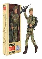 Action Man ACR01100 Soldier Deluxe Action Figure, NylonA