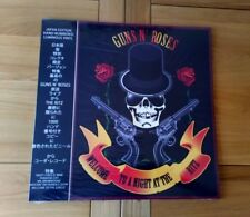 Guns N' Roses Welcome To A Night At The Ritz LP Luminous Vinyl #152/1000 New
