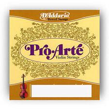 Pro-Arte Violin String Set 4/4  Silver D Medium