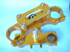 PIASTRE FORCELLA TRIPLE CLAMP AT ERGAL ANODIZED MODULAR OFFSET FOR SUZUKI RMZ450