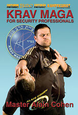NEW DVD! KRAV MAGA FOR SECURITY PROFESSIONALS !!!