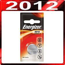 Energizer 2012 Batería De Litio 3v cr2012 dl2012 kcr2012