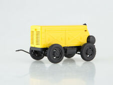 Scale model truck 1/43 Mobile compressor ZIF-55