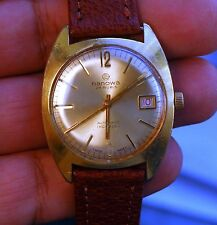 Vintage Swiss made watch HANOWA cal.AS 1903 automatic,working condition,serviced