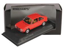 1:43 Minichamps - Alfa Romeo Alfasud 1972 - corallo