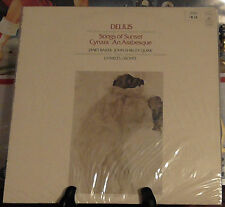 DELIUS: Songs of Sunset/Cynara/An Arabesque-M1969LP BAKER/SHIRLEY-QUIRK/GROVES
