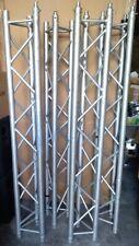 4 Truss Triangolare da 30 , 2 metri cad. Totale americana 8 metri