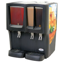 GMCW C-3D-16 Crathco G-Cool Beverage Dispenser - (1) 5 Gal & (2) 2.4 Gal