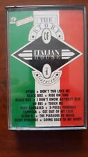 Various ‎– The Story Of Italian House Vol. 1 MC Italy MC 408 Black Box Cappella