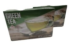 New ! 2 X 100 tea Bags  Premium Green Tea Bags Natural