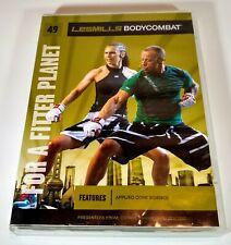 Les Mills BODY COMBAT 49 DVD, CD, notes bodycombat