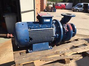 4 Inch water pump 30kw