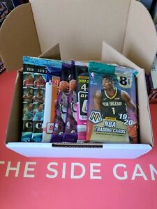 7 Nba Trading Card Pack Box